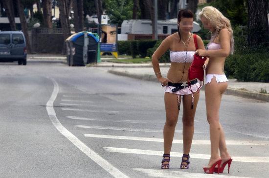 Prostitutes Alcobendas