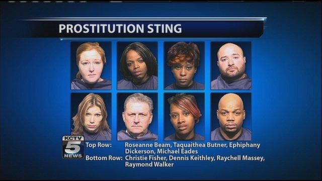 Prostitutes Overland