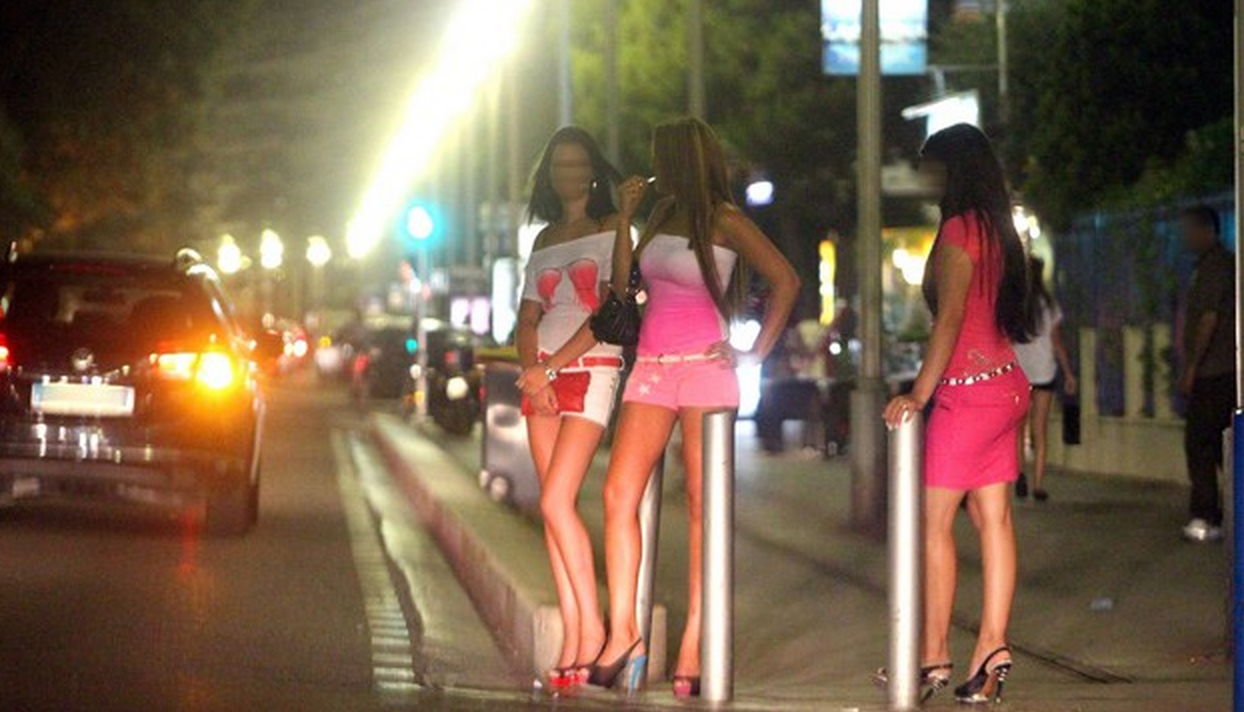 prostitute in central african republic