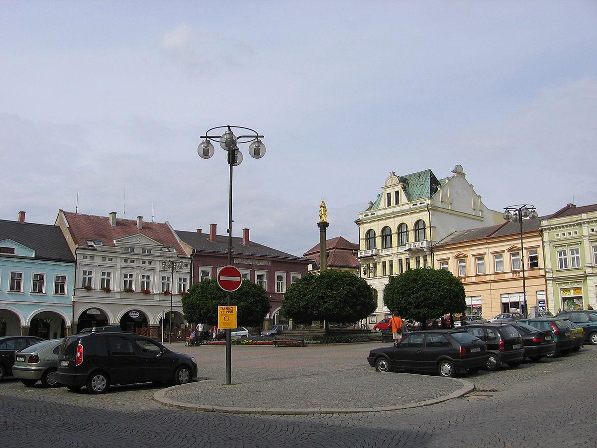 Prostitutes Ústí nad Orlicí